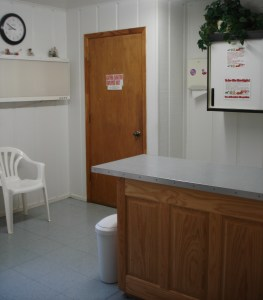 Exam room two